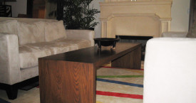 bindu coffee table cherry oak