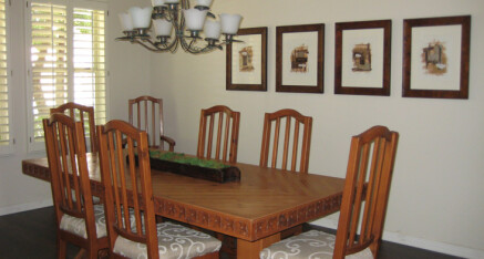 Dining Room – After